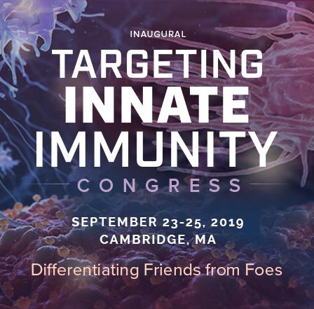 Targeting Innate Immunity Congress