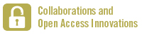 Collaborations and Open Access Innovations