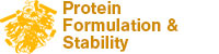 Protein Formulation & Stability