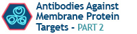 Antibodies Against Membrane Protein Targets Part 2