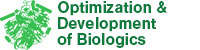 Optimization & Development of Biologics