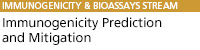 Immunogenicity Prediction and Mitigation