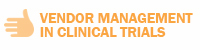 Vendor Management in Clinical Trials
