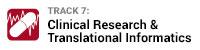 Clinical Research & Translational Informatics