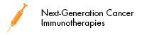 Next-Generation Cancer Immunotherapies