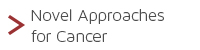 Novel Approaches for Cancer